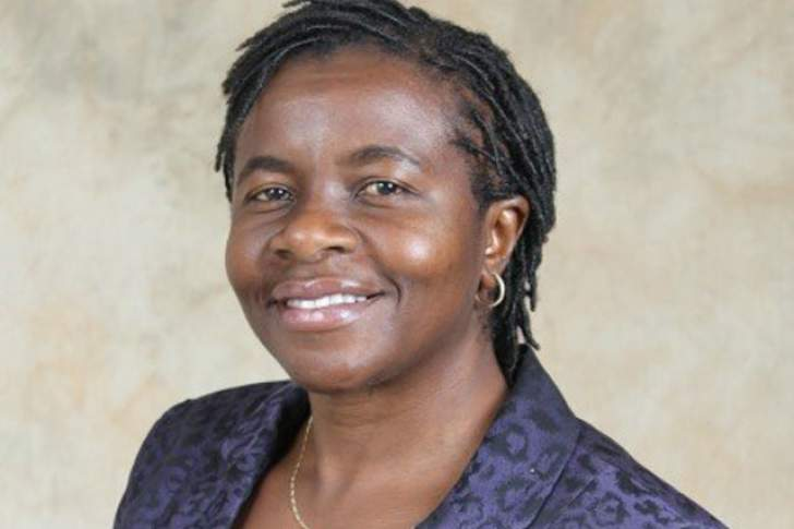 Jessie Majome: 'Salute' A Zimbabwean woman breaking the glass-ceiling!
