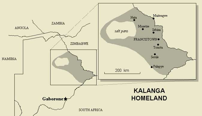 Kalanga language  definition of Kalanga language and