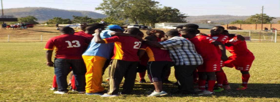 Kariba Masaisai conducts training for Marshals: Strategy for no violence in soccer