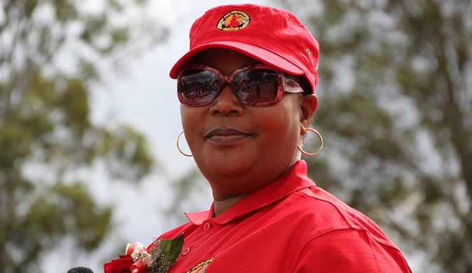 Khupe to remain MDC-T acting president as Tsvangirai is still on medical leave