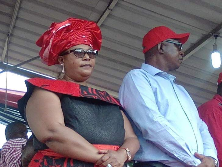 MDC-T congress endorses Dr Khupe