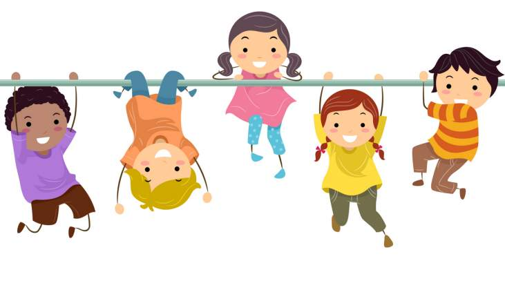 What physical exercises are adequate for kids?