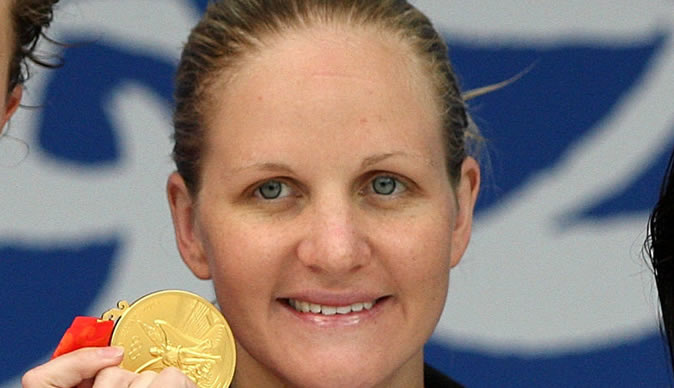 Kirsty Coventry conferred with an honorary doctorate