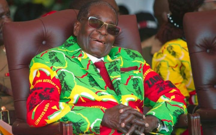 UN should investigate 'suspect' appointment of Mugabe, WHO chief should meet Zimbabwe victims & apologize