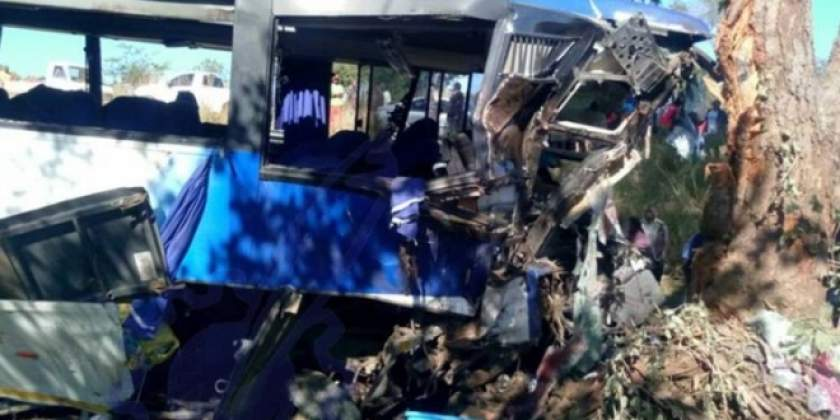 12 die in road accidents on Christmas eve