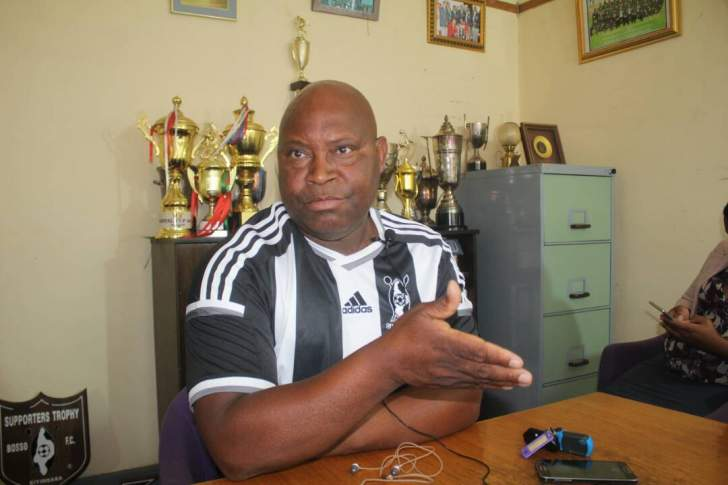 Madinda itches for Dynamos