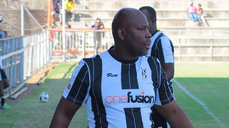 Madinda urges players to soldier on