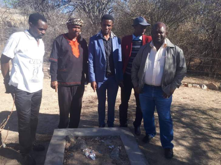 PHOTOS: Shock developments at Bhalagwe Gukurahundi shrine