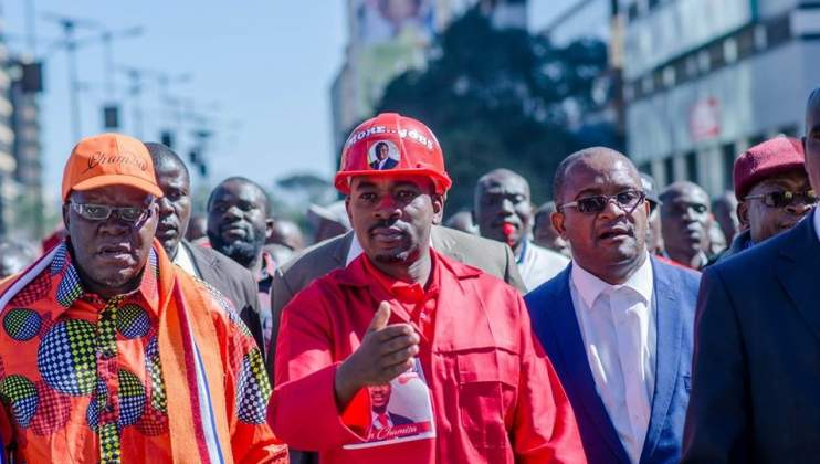 Chamisa plans to bring Zimbabwe to a standstill - Bulawayo24 News