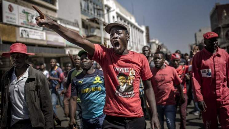 Chamisa's supporters jailed over dangerous weapons