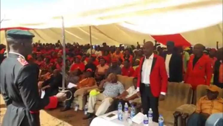 'Chamisa is the king of violence and constitutional delinquent'