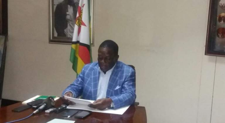 President Emmerson Mnangagwa on the right track