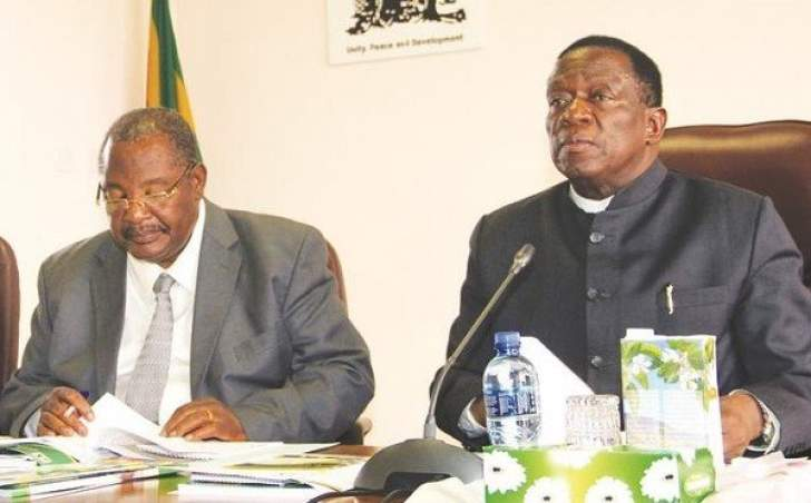 Mnangagwa mum on Obert Mpofu investigation