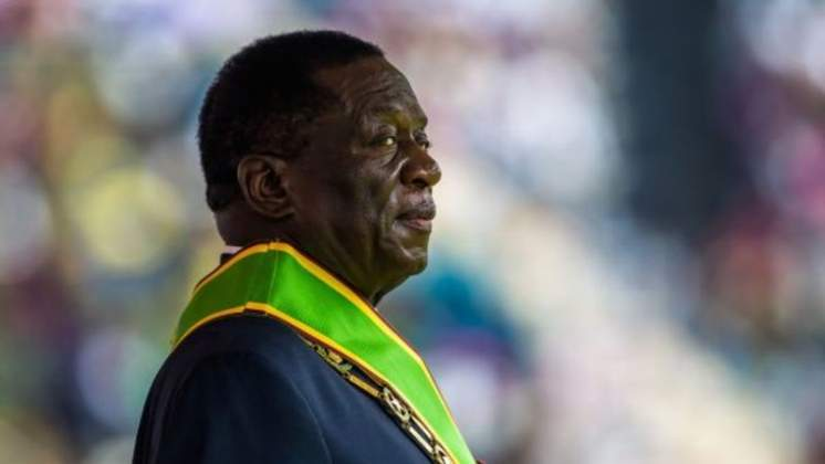Mnangagwa strikes at RBZ as promised