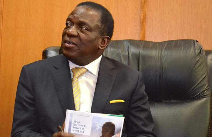 Mnangagwa denies stealing from MDC-T