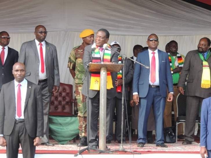 Mnangagwa to name, shame land barons