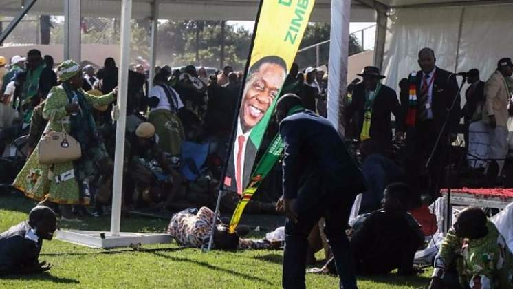 Is Zimbabwe falling into the coup trap?