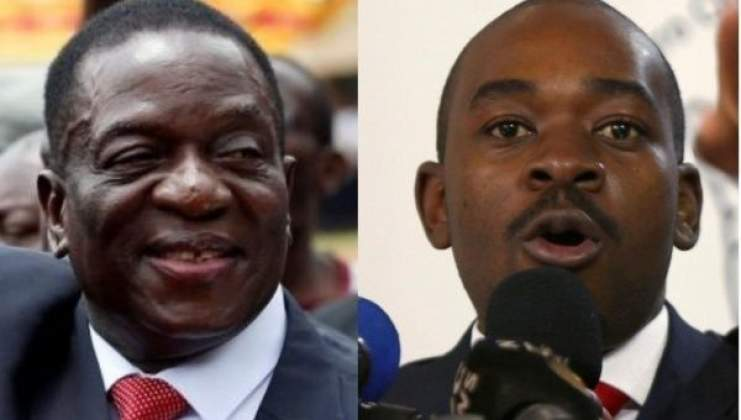 Tajamuka demands courts to swear in Chamisa