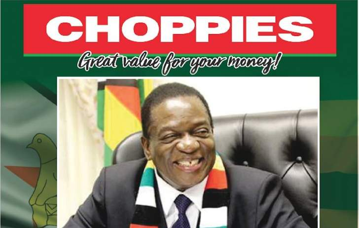 Mphoko's Choppies congratulates Mnangagwa