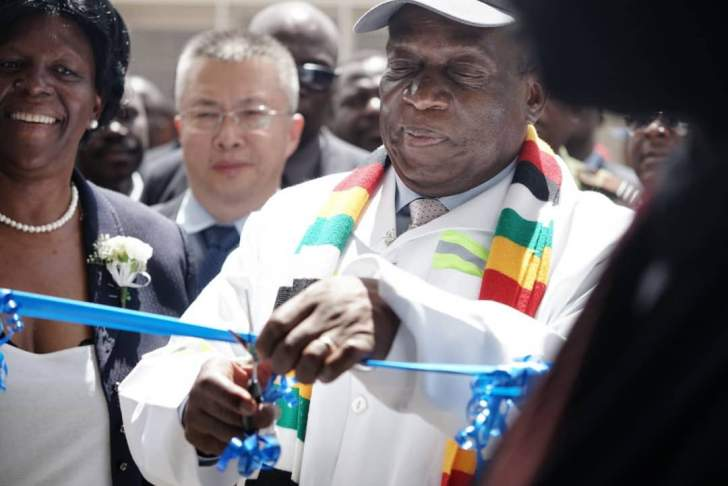 Mnangagwa bullish on TelOne future prospects