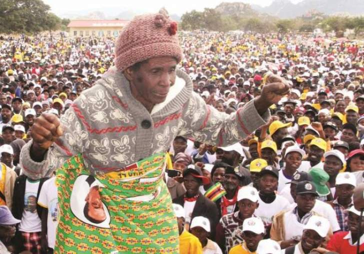 Mnangagwa lauded for not  forcing people to rally