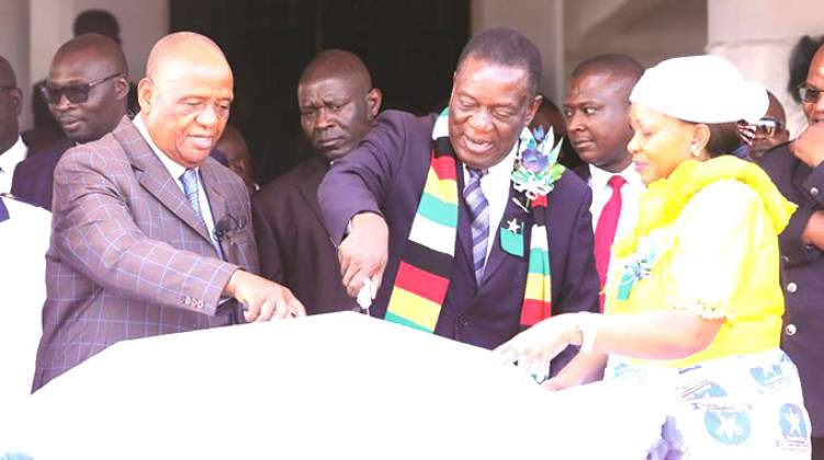 Mnangagwa claims that 'good times will soon roll'