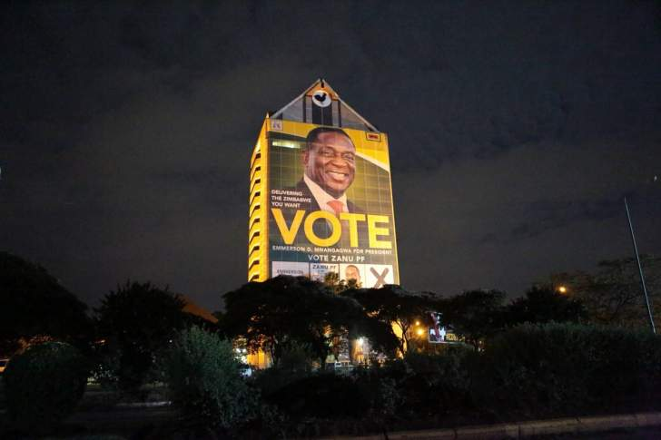Full list of Zanu PF election candidates