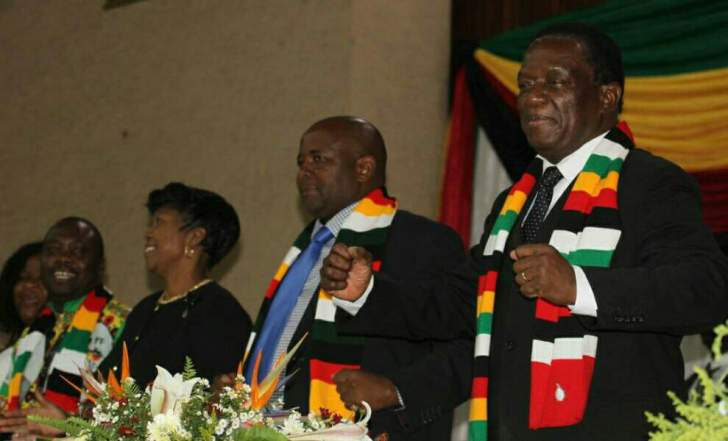 Mnangagwa angry with Mugabe