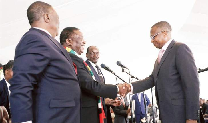 Mnangagwa to review Mthuli Ncube's 2% tax again