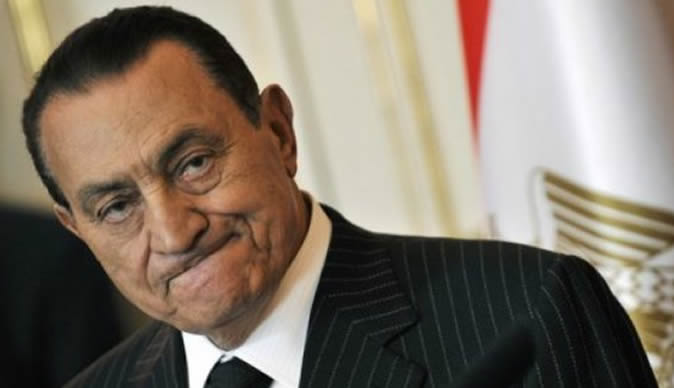 Prosecutors demands death penalty Mubarak
