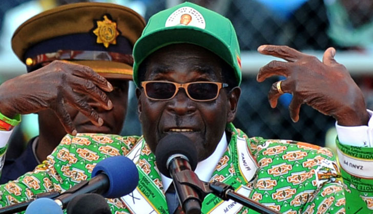 Mugabe to be forced out of office