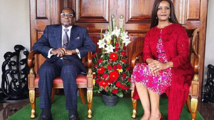Mugabe warned: Shut up!