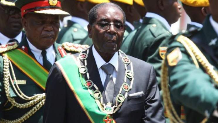 It is a no-win situation for Mugabe
