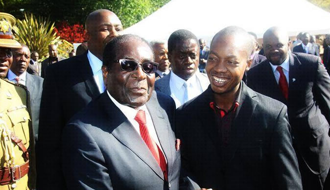 Image result for Psychology Maziwisa and mugabe
