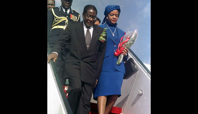 Mugabe Told Sally About Extra Marital Affair With Grace Bulawayo24 News