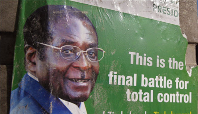 Mugabe is to blame for Zanu-PF woes