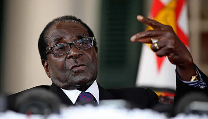 Workers' dismissals unacceptable, says Mugabe