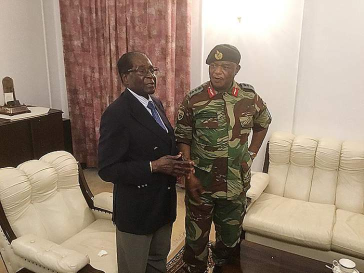 Was it correct for army to remove Mugabe
