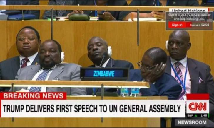 Sleeping Mugabe now a huge liability