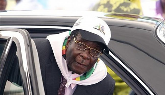Zimbabwe's real horror is Robert Mugabe