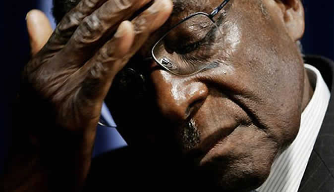 Zanu-PF Factions War: Mnangagwa Thumps Mujuru
