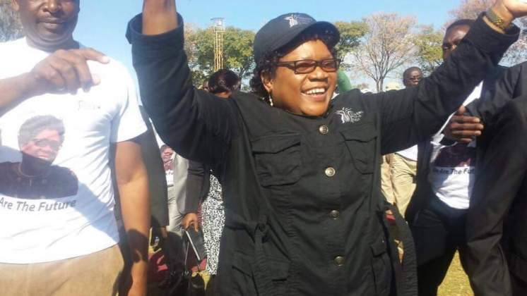 Fake facebook post claims Mujuru joining MDC Alliance