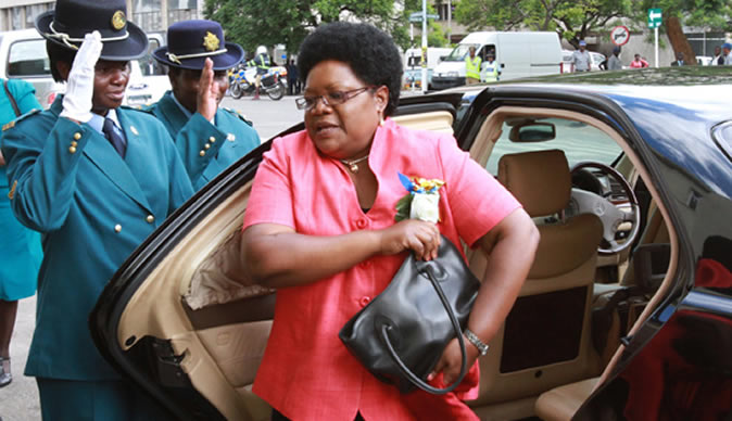 Mujuru, allies remain AWOL