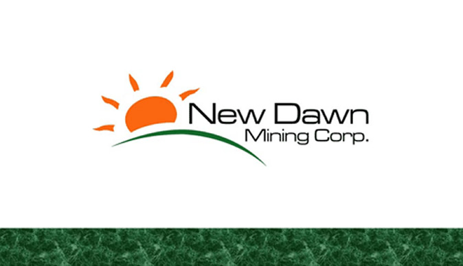 New Dawn Mining Reports Record Sales and Gold Production