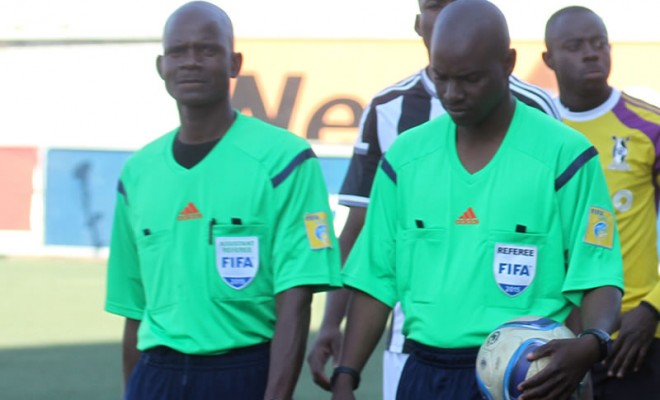 Controversial Harare referee condemns Hwange to defeat