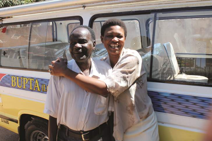 Bulawayo's oldest public transport driver