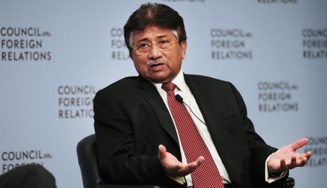 Musharraf to announce his return to Pakistani