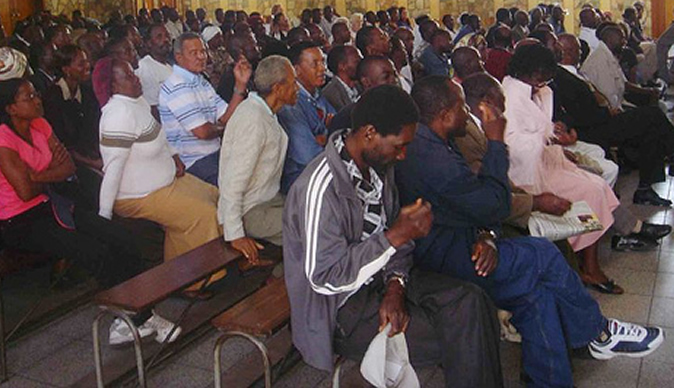 Zim churches seek peace ahead of general elections