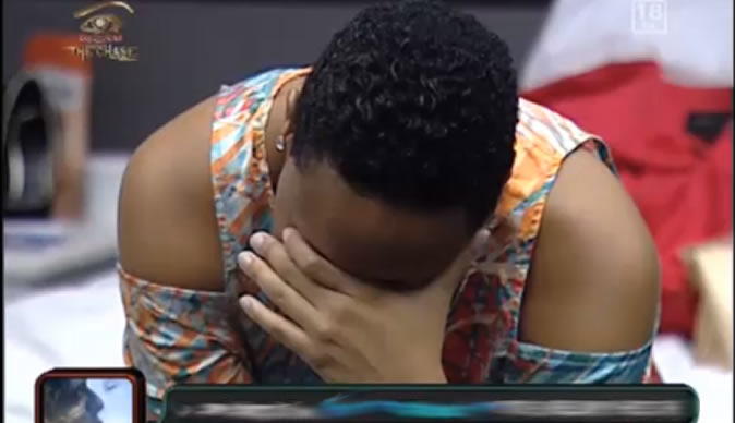 Pokello breaks down in tears