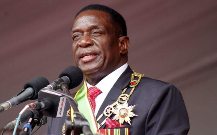 Bulawayo churches host Mnangagwa